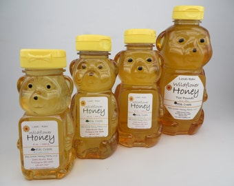 Spring Blossom Wildflower Honey