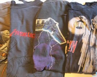 3 random Vintage T shirts
