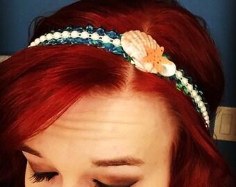 Mermaid Inspired Headband