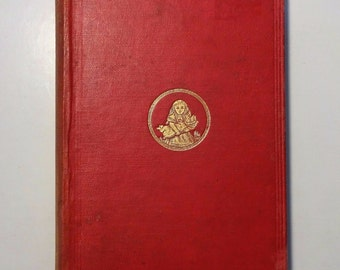 1912 ALICE'S ADVENTURES In WONDERLAND by Lewis Carroll, Original John Tenniel Illustrations