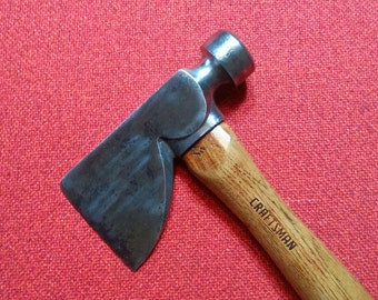 Vintage Plumb Boy Scout Axe Hatchet Camp Axe Hickory By