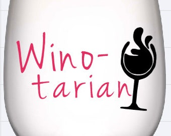 Wino-tarian