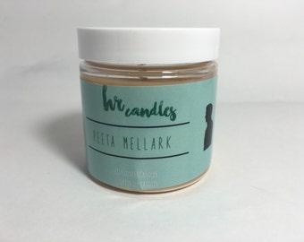 Peeta Mellark soy wax candle - 4 oz