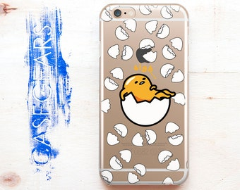 iPhone Cover Cover Back iPhone 6 Case Cute iPhone 6s Case Nature iPhone 6 Plus Case Yellow S5 Case Egg Galaxy S6 Case Clear Cover CGCP0009