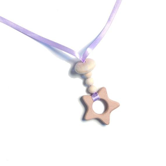 Nursing Necklace (babywearing necklace)