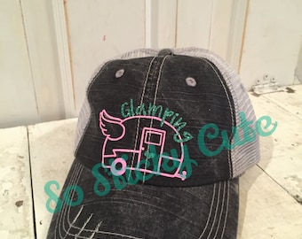 Glamping Hat