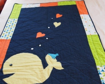 Whale of a Good Time Quilt