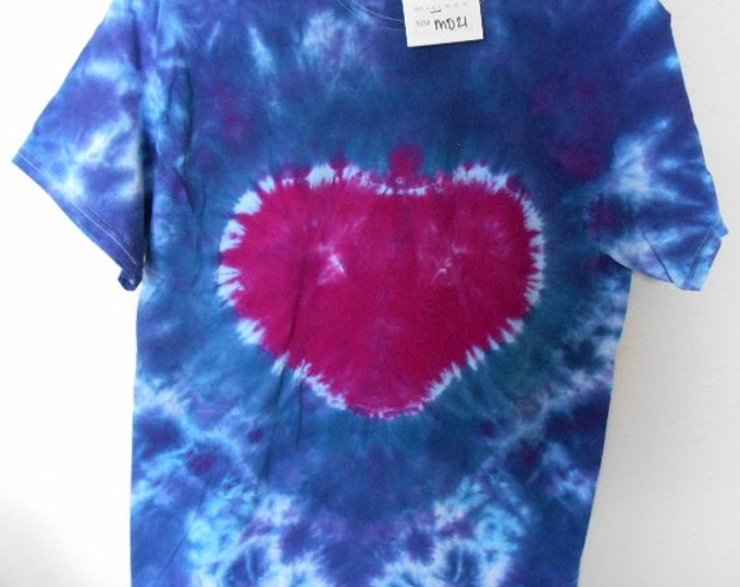 1005 cotton Tie Dye T-shirt MMMD21 size Medium