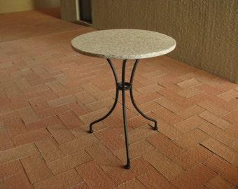 bistro table (1/12 scale miniature)