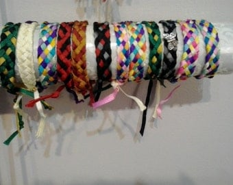 Braided Friendship Bracelets