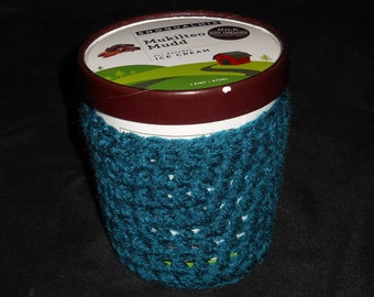 Ice Cream Cozy - Teal