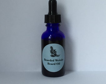Beard Oil, Face Oil, Organic and Natural, Essential Oils