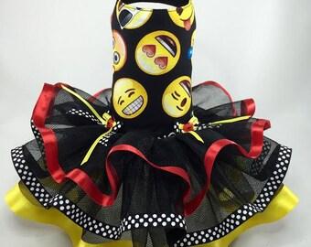Black dress emoji birthday