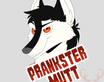Character/Fursuit Badge