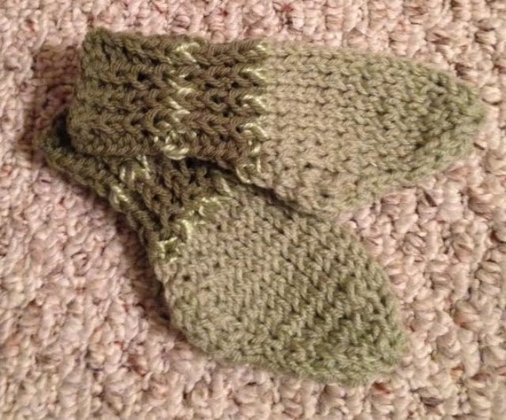 Pattern: Long Cuff Baby Mitts - Knitting - Easy, straight ...