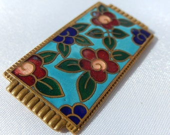 Old Pin Cloisonne China