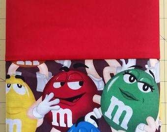 Standard Pillowcases, M&M Pillowcases, Cotton Pillowcases