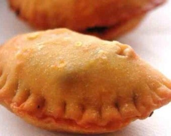 Meat or fish pies Senegalese pastelles