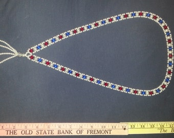 vintage hand made bead jewelry