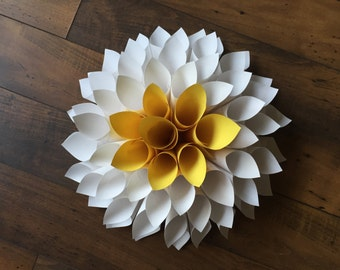 Paper Dahlia