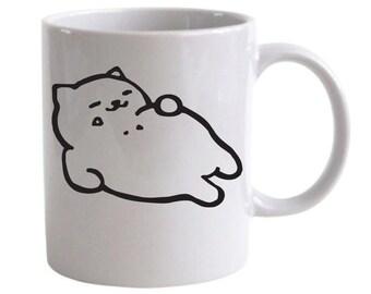 Neko Astume Tubbs Coffee Mug