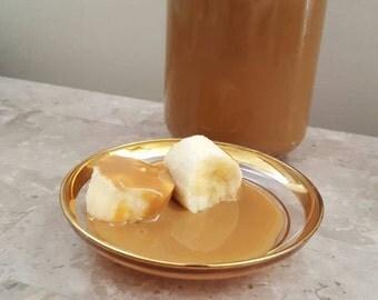Dulce de Leche 1 lbs in masson jar