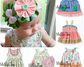 M2M Matilda Jane Clothing, Happy and Free, hair accessory, hair pretty, bow, headband, clip