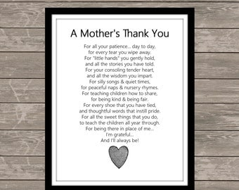 thanks to my mother by susie weksler essay Free sample family mother essay on thanks to my mother by susie weksler.