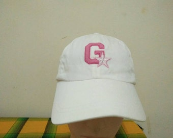 Rare Vintage GUESS U.S.A Cap Hat Free size fit all
