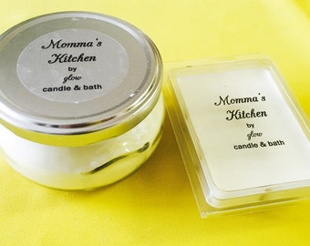 Momma's Kitchen 6oz Candle or Wax Melt