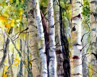 Aspen Grove 9 -- by Bonnie White