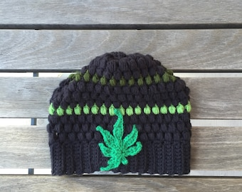 Mary Jane Slouch Beanie