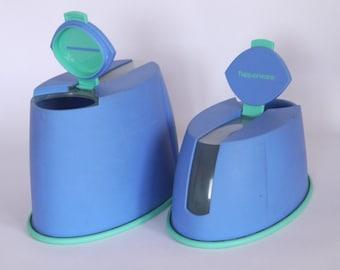 Tupperware, 1980's Tupperware kitchen storage containers, UK