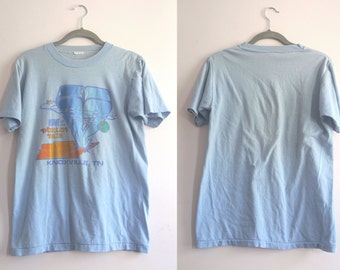 80s Worlds Fair Knoxville, Tennessee Shirt