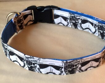 Star Wars Storm Trooper Dog Collar