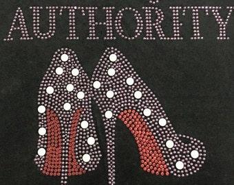 Walking In Authority