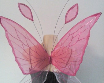 Faerie Wings in Chrysalis Style