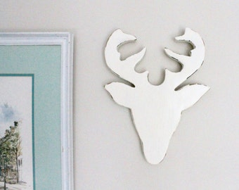 Deer Antler Wall Decor