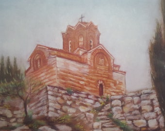 Hilltop Monastery
