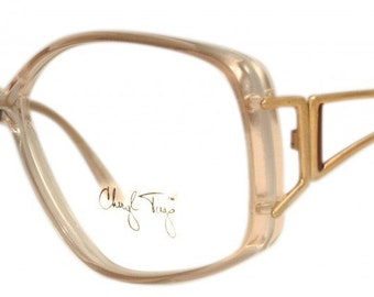 Wonderful 1980s Cheryl Tiegs Vintage Womens Eyewear CT36