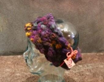 Hand Knit Bulky Headband