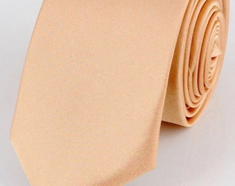 Men's Skinny Tie Slim Fashion