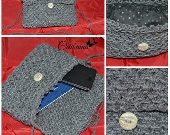 wool pouch