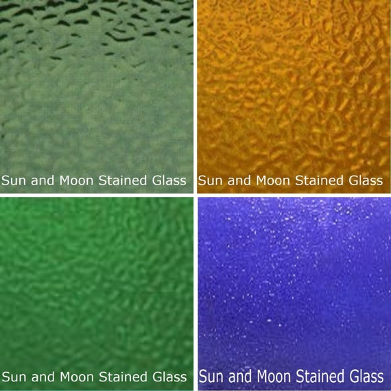 Sheet Wissmach Glass Size
