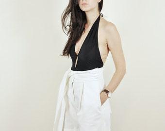 Flora Sash Tie Short
