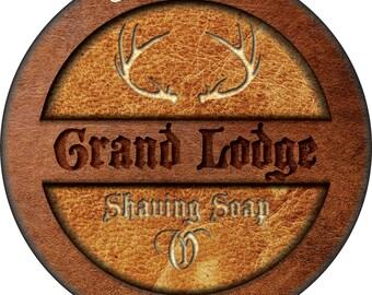 Shaving Soap Of the Gods Grand Lodge 4.oz
