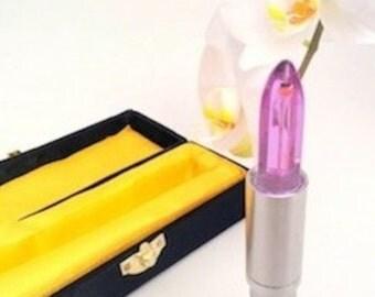 Light therapy wand - purple