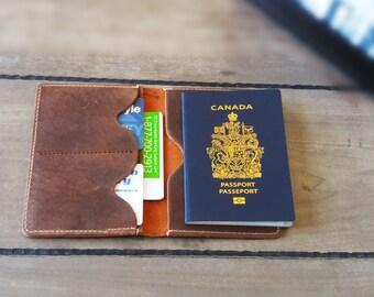 Passport Wallet, Travel Wallet, Passport Money Wallet, Travel Purse, Passport Purse, Passport Cover