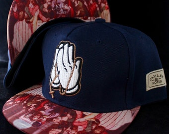 Cayler & Sons 'Break Bread' Snapback
