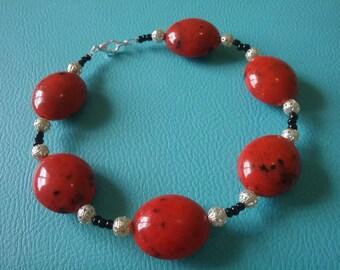 Lady Bird Bracelet
